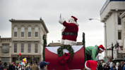 Parades Celebrate Spirit of Christmas